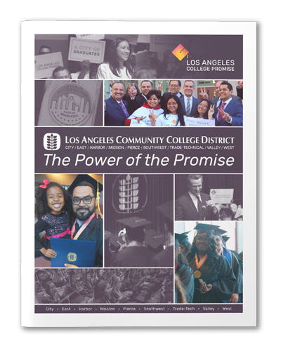Thumbnail of The Power of the Promise Brochure