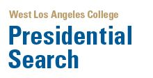 Presidential Search Button