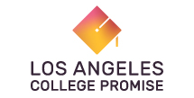 Los Angeles College Promise Button